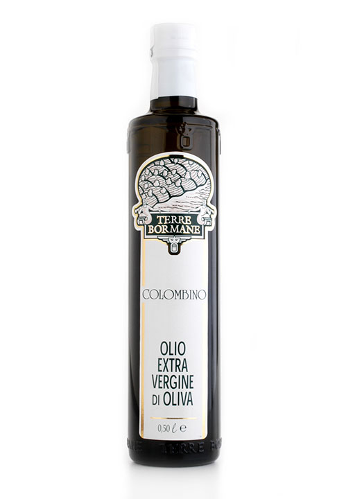 """Colombino"" Extra Virgin Olive Oil 1/2 ltr. - 6/cs"