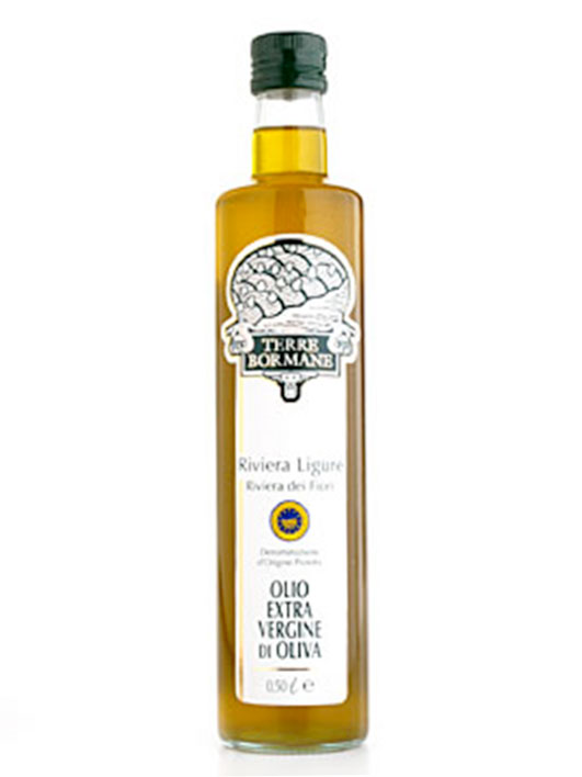 """Riviera Ligure"" Extra Virgin Olive Oil PDO - 1/2 ltr. - 6/cs"