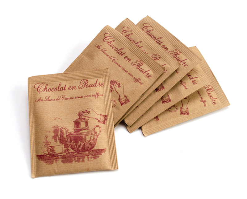 Hot Cocoa Pouches (100pc) - 2kg - AL192