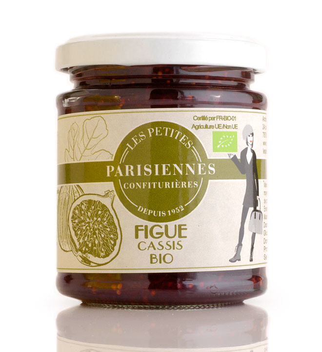 """Organic"" Fig Black Currant- 210g/7.4oz - 6/cs"
