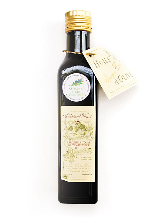 Chateau Virant Olive Oil 250ml/8.45 fl oz - CV960