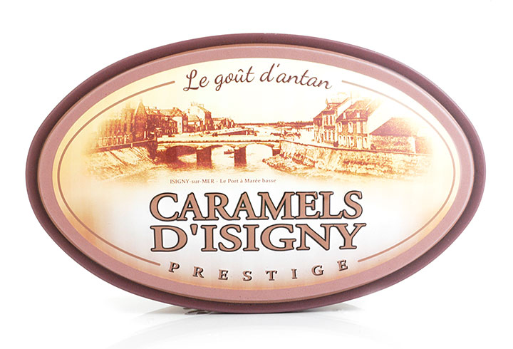 """Prestige"" tin - Mixed Caramels 250g/8.80oz"