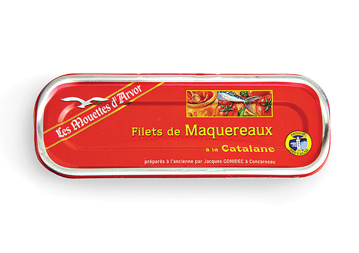 Mackerels with Catalan Sauce 169g/5.9oz - 24/cs -  CG5010