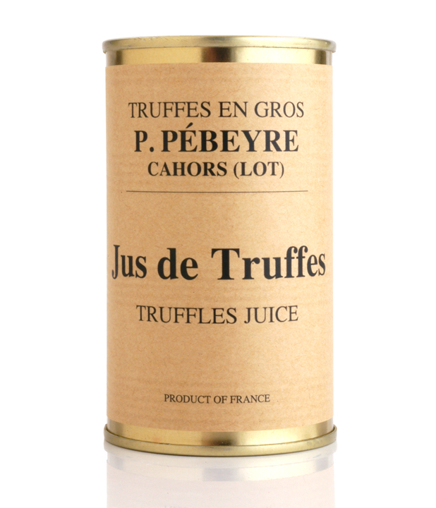 Truffle Juice 200ml/6.8fl.oz tin - 4/cs