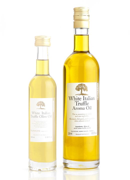 White Truffle Olive Oil 250ml/8.45fl.oz - 12/cs