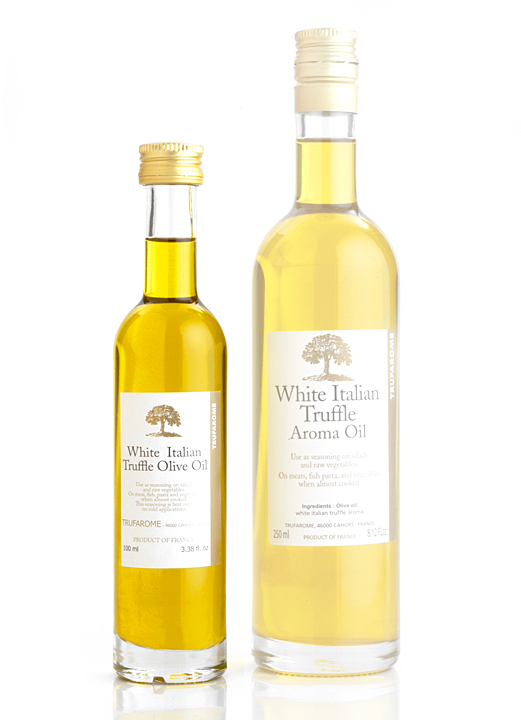 White Truffle Olive Oil 100ml/3.40fl.oz - 12/cs