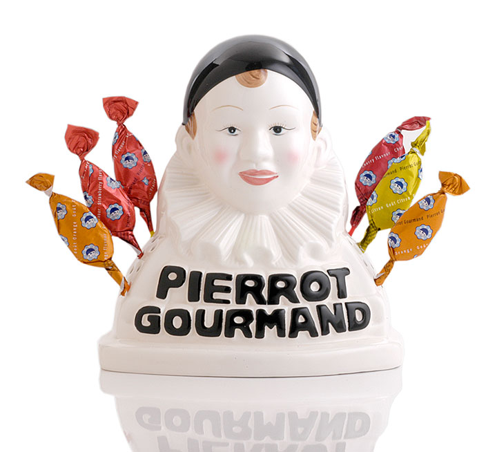 Pierrot Gourmand Display - 1/cs - PG999