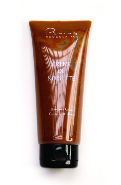 Tube of hazelnut cream 250g/8.8oz - 6/cs - FE25