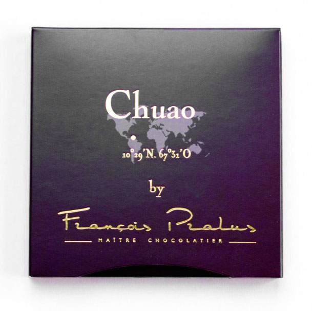Chocolate Bar - Chuao 50g/1.7oz - 6/cs - FE30