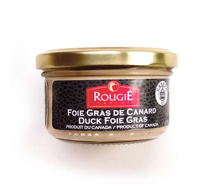 Foie Gras with Armagnac - Twist top jar - 80 g / 2.80 oz - 12/cs - RGR14