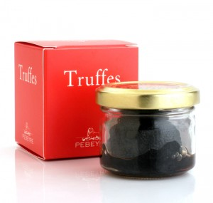 Whole Truffles 1st Choice 25g/0.9oz glass jar - 4/cs